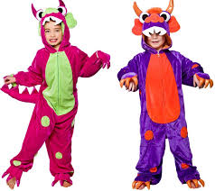 child halloween costumes uk mini monster kids fancy dress costume monster onesie boys u0026amp