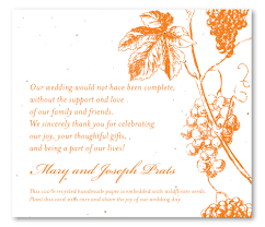 Plantable Wedding Invitations Plantable Wedding Favors Old Vine By Foreverfiances Weddings