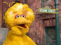 bans big bird