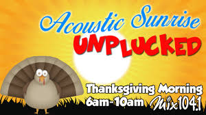 acoustic spotlight adam sandler s the thanksgiving song