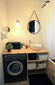 meuble cuisine pour salle de bain meuble de salle de bain en bois astuces gain de place miroir