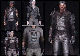 The Book Of Eli Was Eli Blind Eli U0027s Armour Compendium At Fallout 4 Nexus Mods And Community
