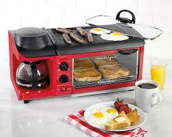 English Toaster 7 Reasons To Buy The 3 In 1 Breakfast Station By Nostalgia