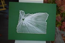 30 impressive state nail and string art u2013 slybury com