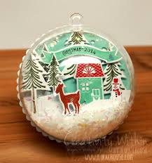 creativity within snow globe and ornaments kits available