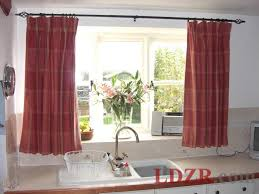 kitchen window curtains ideas u2013 day dreaming and decor