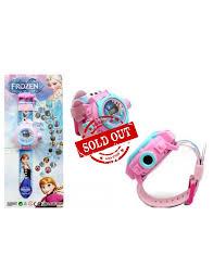 premium frozen projector watch 24 images multi colour toy