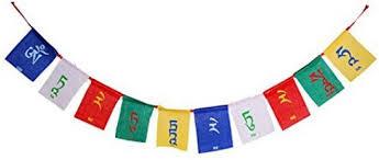 Prayer Flags Spydo Tibetan Ladakh Prayer Flags Hang In Bike Or Car Royal