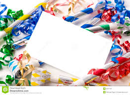 new years or birthday party invitation stock image new years or birthday party invitation stock image image