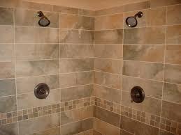 tiny bathroom ideas with blue ceramic wall subway tile and bath