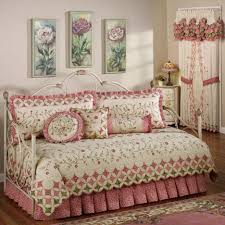 Design For Daybed Comforter Ideas Bedroom Agreeable Design Ideas Using White Curtains And