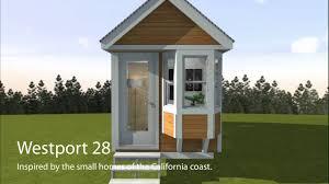 westport 28 tiny house 3d tour youtube