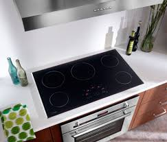 Modular Gas Cooktop Modern Modular Cooktop Used In A Kitchen With White Countertops