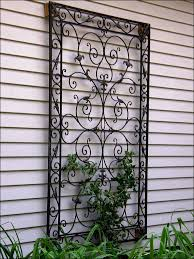 amazing of garden wall decor wrought iron wrought iron wall decor