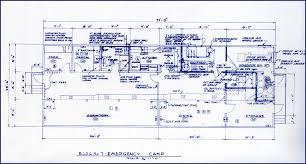 building drawing plan u2013 modern house