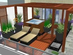 taylor rooftop garden design youtube