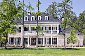 house plan 77818 plantation plan with 5120 sq ft 5 bedrooms