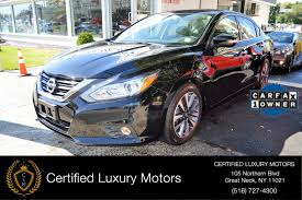 used nissan altima 2016 nissan altima 2 5 sv stock 9365 for sale near great neck