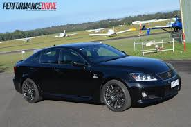 lexus isf gas tank size 2012 lexus is f review video performancedrive