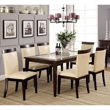 Marble Top Dining Room Table Sets Marble Dining Table Sets Table Setting Design