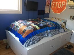 bed frames wallpaper hi def ikea hacks bedroom diy platform bed
