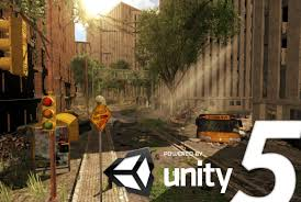speed level design apocalyptic city unity 5 youtube