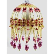382 best beaded ornament cover images on beaded