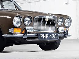 jaguar grill jaguar xj6 1968 picture 6 of 6