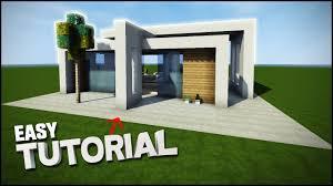 Modern House Minecraft Minecraft House Tutorial Concept Modern House 2 Best House