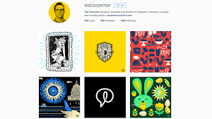 27 graphic designers to follow on instagram u2013 websiteeducation