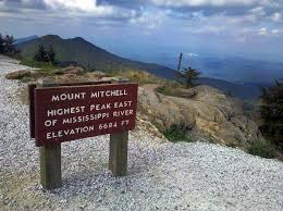 Nc State Parks Map by Mount Mitchell State Park Wikipedia