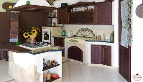 Cucine In Muratura Usate by Voffca Com Top Cucina Piastrellato