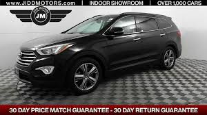 used 2013 hyundai santa fe limited used 2013 hyundai santa fe limited stock 5831a jidd motors des