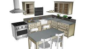 maison du monde cuisine zinc zinc la cuisine l maisons du monde 3d warehouse