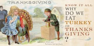 why do we eat turkey on thanksgiving primer