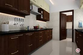 small tile backsplash in kitchen 9 backsplashes to small kitchens look large