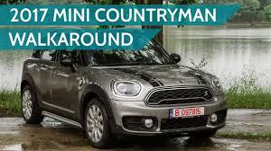 2017 mini cooper s e countryman all4 walkaround u0026 features youtube