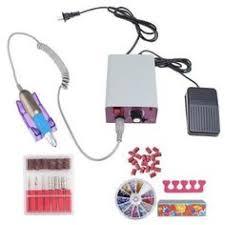 medicool pro power 20k portable electric nail file machine