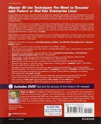 a practical guide to fedora and red hat enterprise linux 7th