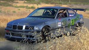 bmw rally car electric bmw e36 with massive torque the future of race cars