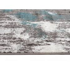 Modern Rug Runners For Hallways by Modern Rug Blue Charcoal Grey Floor Rugs Free Shipping Australia