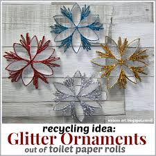 week 99 sunday s best featured post glitter ornaments from wesen s