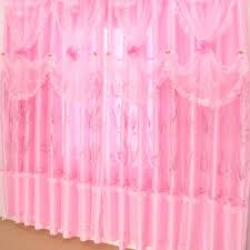 Window Curtains Sale Pink Window Curtains On Sale For Bedrooms In Lace Style