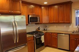 Kitchen Cabinet Crown Molding by Royal Kitchen And Bath Cherry Cabinets Granite Crown Moulding By