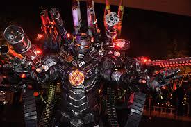Deadmau5 Head Costume Halloween U0027s Frightfully Good Sin Halloween Weekend