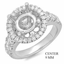 amazon com 4 75 carats pmi 14w 7 20 32rd1 1 23 9mm u2013 primemountings