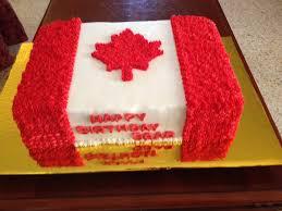 Flag Cake Images Canada Flag Cake Cakecentral Com