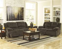 Ashley Furniture Leather Loveseat Ashley Furniture Leather Reclining Sofa And Loveseat Aecagra Org