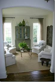 Individual Chairs For Living Room Design Ideas I A Sitting Room With Individual Chairs In Lieu Of Sofas So