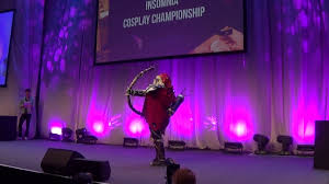 Entry7 by Dave Plays Insomnia Cosplay Championships Entry 7 Youtube